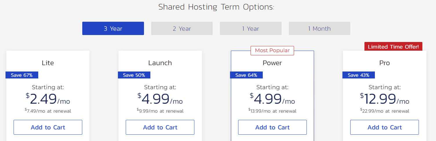 InMotion-Web-Hosting-Shared-Plans