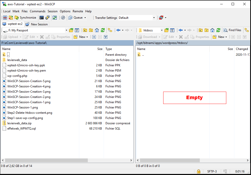 WinSCP-Session-htdocs-empty